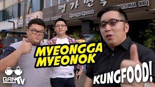 KUNGFOOD #03 Myeongga Myeonok Korean Restaurant (Karawaci)