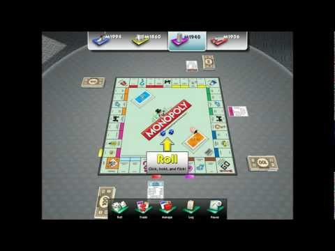 Monopoly Easy Group - Part 1