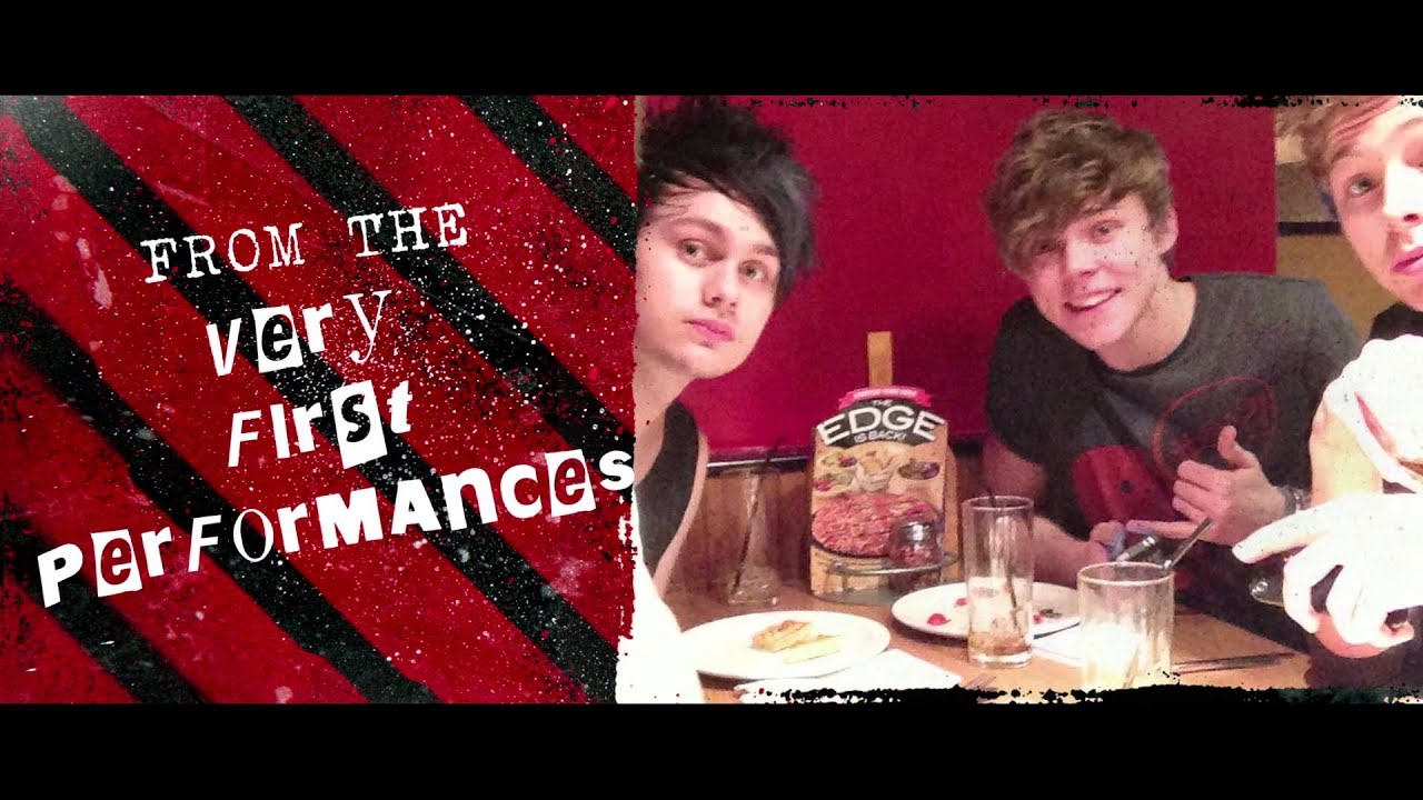 5 Seconds of Summer – DVD & Blu-ray Trailer – How Did We End Up Here? Live At Wembley Arena