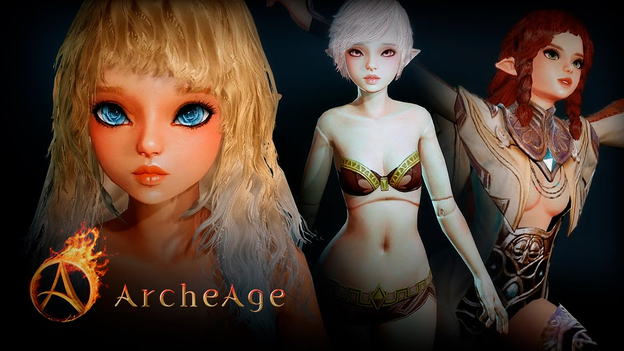 Character download archeage presets The 35