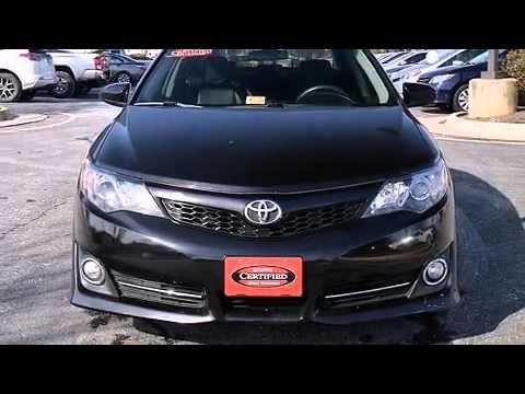2012 Toyota Camry SE Limited Edition Navigation