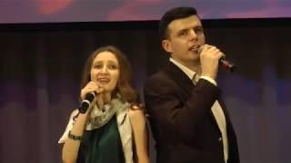"""Дмитрий Велигоненко и Елена Золотарёва """"Телефонный разговор"""""""