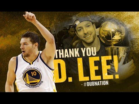Thank You David Lee