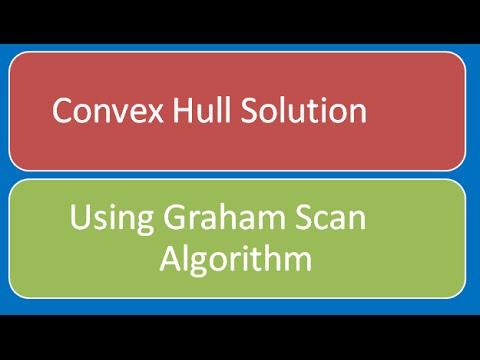 Programming Interview: Convex Hull Graham