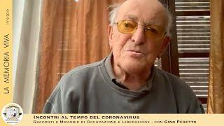 L'omaggio ad un amico: Gino Peretto