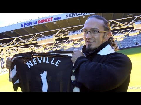 Adrian Neville's Newcastle Homecoming