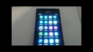 Como instalar Landscape en Nokia N9
