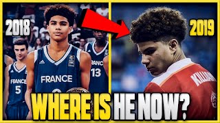 Where Is The FRENCH LAMELO BALL Now In 2019? | Is He STILL A Top NBA Draft Prospect?