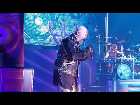 Judas Priest  The Hellion  Electric Eye  Metal Gods; Masonic Temple; Detroit, MI; March 31, 2018