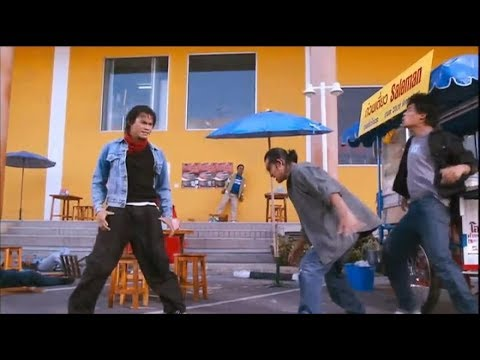 The Bodyguard (2004) Tony Jaa Fight Scene - YouTube