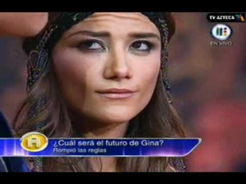 """Gina Rivera """"Polemica Por El Supuesto Robo De Un Celular 1/2"""""""