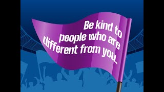 KidzChurch 2.28.21 How can we show kindness to folks who are different?and maybe Guns&Roses.