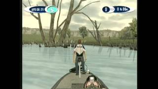 Sega Bass Fishing Duel with Draculo