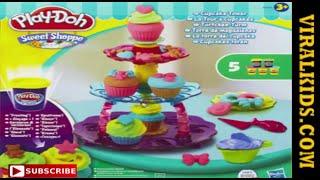 Play-Doh - Sweet Shoppe - Cupcake Tower