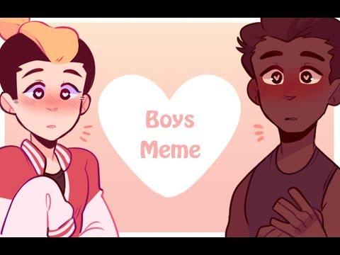Boys Meme | DareGare