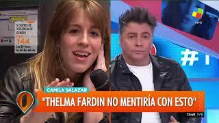 Anita Co, Bárbara Lombardo y Camila Salazar cuentan sus experiencias con Darthés