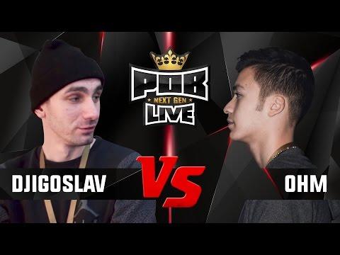 Djigoslav vs Ohm  - PunchOutBattles Live