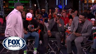 Miami Legends debate who is the greatest player in the history of The U   FOX SPORTS