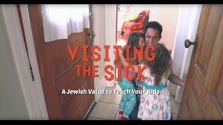Bikur Cholim (die Kranken zu Besuchen), Parenting Idee für Jüdische Familien