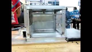 "IPN - CECyT #2 ""Miguel Bernard"" - Prototipo Máquina Compactadora de PET"