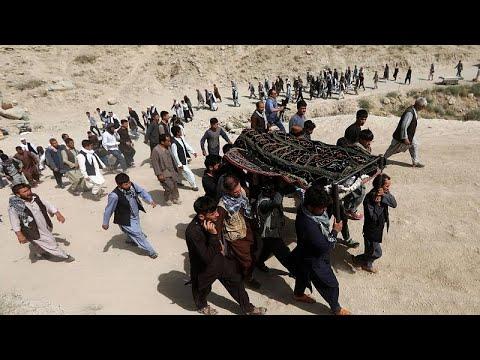 Sucessivos ataques suícidas em Cabul