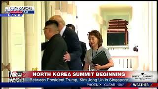 FULL COVERAGE: Historic North Korea Summit beginning in Singapore (FNN)