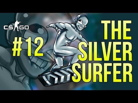 The Silver Surfer #12 (CS:GO)