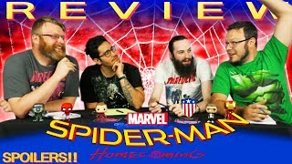 """""""Spider-Man: Homecoming"""" 2017 IN-DEPTH MOVIE DISCUSSION!! (SPOILERS)"""