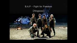 [Ringtone] B.A.P - Fight for Freedom