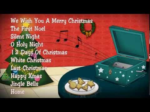 Album Christmas Music Box