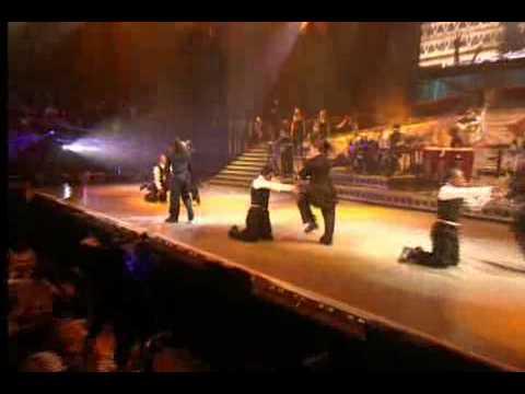 Janet Jackson- If (Live @ The Velvet Rope Tour)