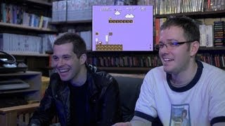 Super Mario 4 Rambo (NES Video Game) with James Rolfe & Mike Matei(Best of James & Mike Mondays Blu-Ray ..., 2012-12-14T01:37:07.000Z)