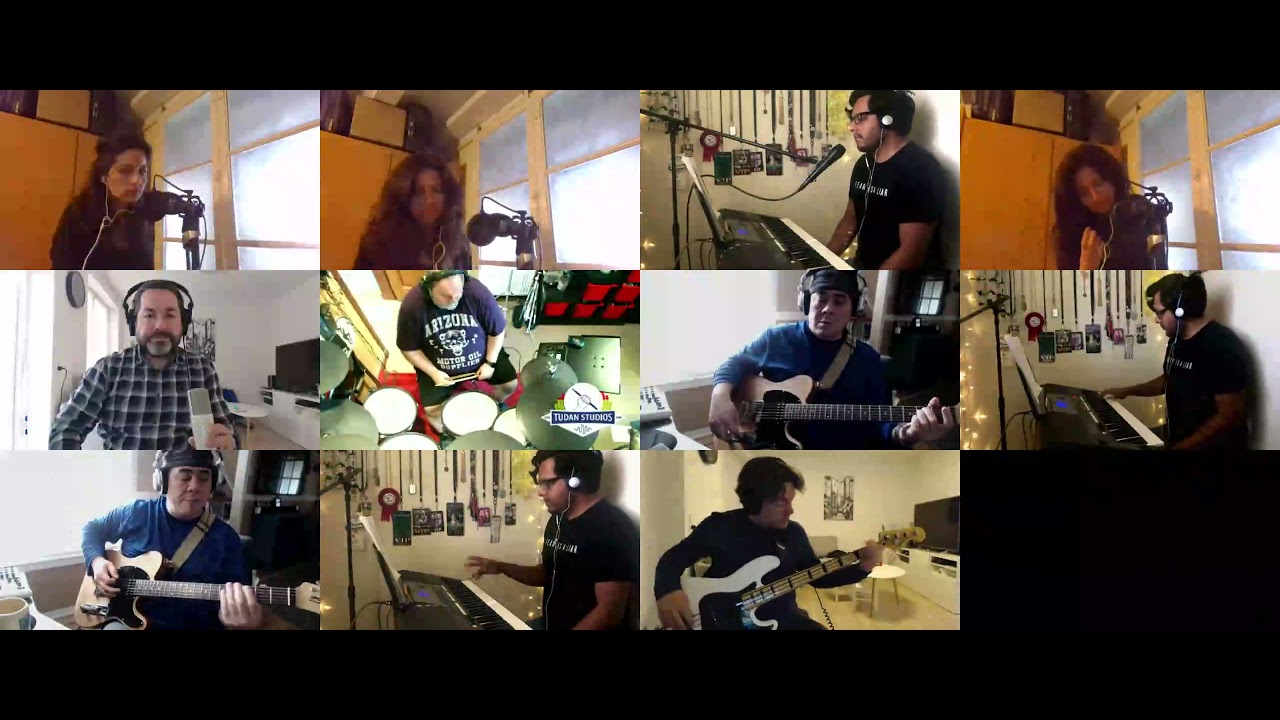 BANDHUG cover of Echosmith - Cool Kids - cover