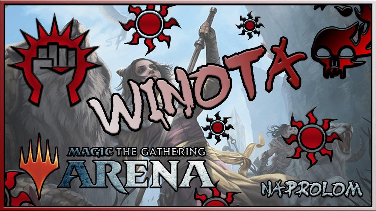 MTGA: Winota ranked