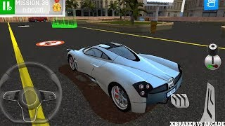Shopping Mall Car Driving Eleganto Car Unlocked - Android Gameplay For Kids 2018