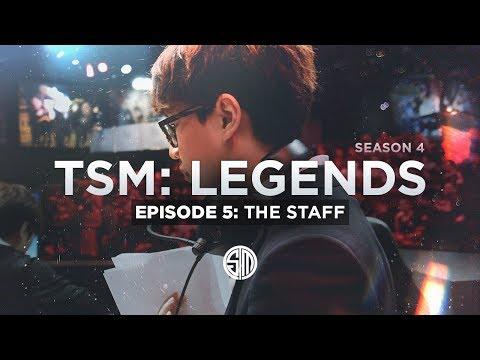 TSM: LEGENDS - Season 4 Episode 5 - The Staff