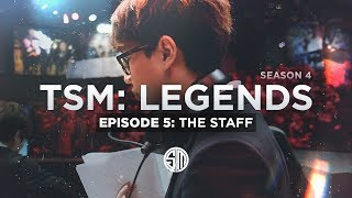 TSM: LEGENDS - Season 4 Episode 5 - The Staff