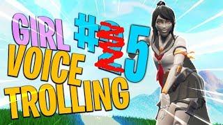 GIRL VOICE TROLLING in SQUAD FILL 5 (Trap Trolling)
