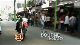 THE BOURNE LEGACY (2012) Behind-The-Scenes (MANILA, PHILIPPINES) from ET