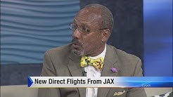 New direct flights from JAX
