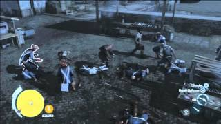 Assassins Creed 3 Combat Gameplay