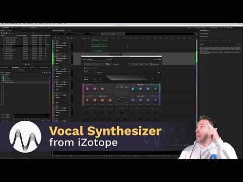 IZotope VocalSynth Plugin Review And Tutorial