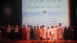 Al-Istighfar Mosque Kids Alive Graduation Performance - Ya Hanana