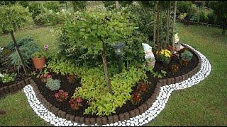 GARDEN DESIGN 127 - Jak powstaje ogród ? - How is a garden created?