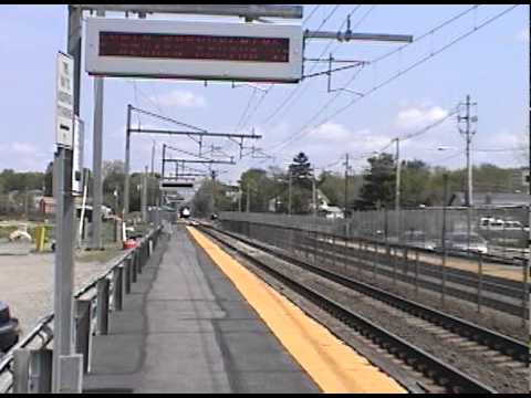 Thumbnail: Amtrak Acela at 168 mph!!!! (sped up to show demostration of speeds)