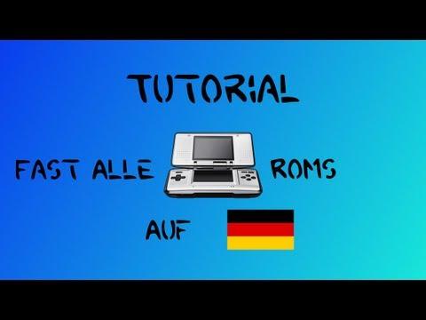 Fast Alle Roms Auf Deutsch Spielen! - Let's Tutorial Desmume [Deutsch]