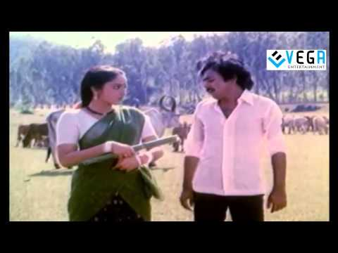 Anbin Mugavari Movie Love Scene -2