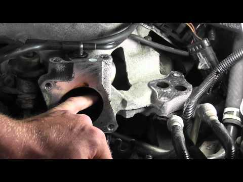 How To Test For Egr Flow Problems Gm Electronic Egr Test P0401 Youtube