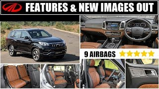 Mahindra Alturas G4 New images & almost all features out : Every single detail updated | asy