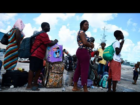 2,500 people missing in the Bahamas after Dorian, government says